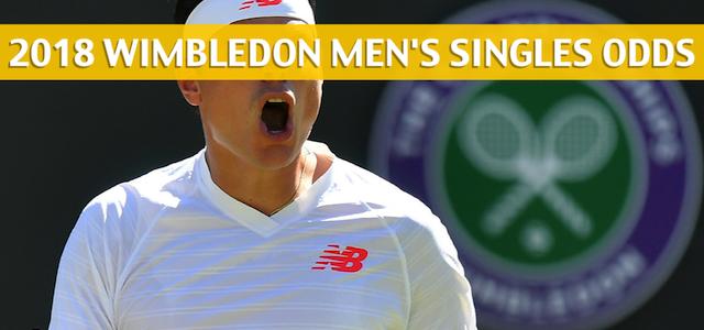 Milos Raonic vs John Isner Predictions, Pick, Odds, and Betting Preview – Wimbledon Men's Singles Quarter Final July 11 2018