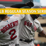 Boston Red Sox vs Baltimore Orioles Predictions, Picks, Odds, and Betting Preview – Regular Season Series – August 10-12 2018