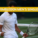 Novak Djokovic vs Kei Nishikori Predictions, Pick, Odds, and Betting Preview – Wimbledon Men's Singles Quarter Final July 11 2018