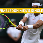 Juan Martin del Potro vs Rafael Nadal Predictions, Pick, Odds, and Betting Preview – Wimbledon Men's Singles Quarter Final July 11 2018