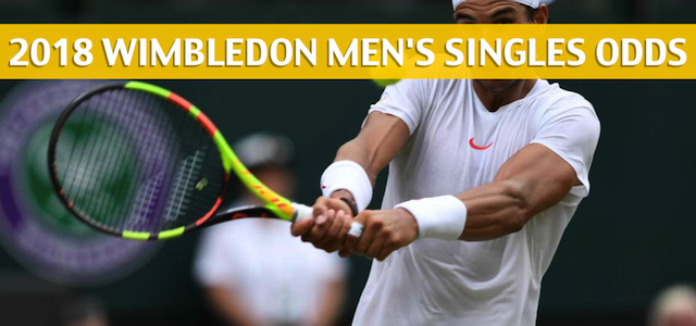 Juan Martin del Potro vs Rafael Nadal Predictions, Pick, Odds, and Betting Preview – Wimbledon Men's Singles Quarter Final July 11 2018