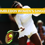 Julia Goerges vs Serena Williams Predictions, Pick, Odds, and Betting Preview - Wimbledon Women's Singles Semi Finals July 12, 2018