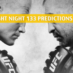 UFC Fight Night 133 Junior dos Santos vs. Blagoy Ivanov Predictions, Picks, Odds, and Betting Preview - Miocic vs Cormier Heavyweight Title Fight - July 14 2018