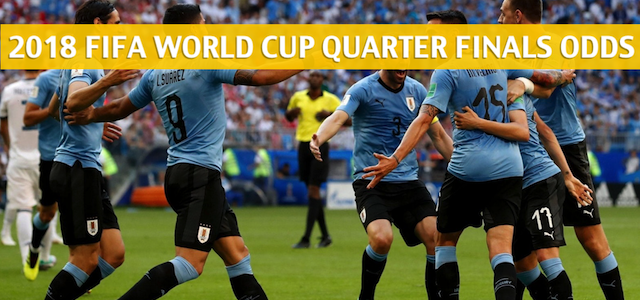 Uruguay vs France Predictions, Picks, Odds, and Betting Preview – FIFA World Cup Quarter Finals – July 6 2018