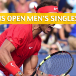 2018 US Open Tennis Men's Singles Predictions, Picks, Odds and Betting Preview