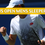 2018 US Open Tennis Sleepers and Sleeper Picks and Predictions