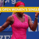 2018 US Open Tennis Women's Singles Predictions, Picks, Odds and Betting Preview