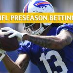 Cincinnati Bengals vs Buffalo Bills Predictions, Picks, Odds and Betting Preview - NFL Preseason - August 26, 2018