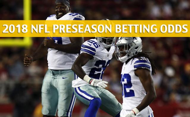 f92188ea Bengals vs Cowboys Predictions / Picks / Preview - NFL Preseason 2018