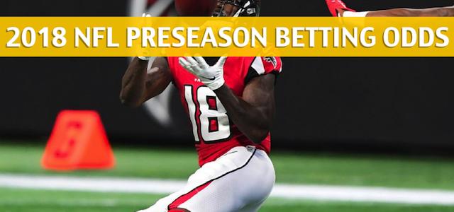 Atlanta Falcons vs Jacksonville Jaguars Predictions, Picks, Odds and Betting Preview – NFL Preseason – August 25 2018
