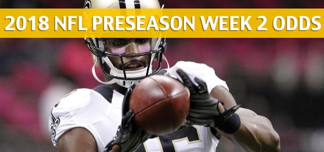 New Orleans Saints vs Jacksonville Jaguars Predictions, Picks, Odds and Betting Preview – NFL Preseason Week 2 – August 9, 2018