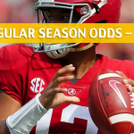 Alabama Crimson Tide vs Ole Miss Rebels Predictions, Picks, Odds and NCAA Football Betting Preview - September 15 2018