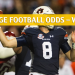 Auburn Tigers vs Mississippi State Bulldogs Predictions, Picks, Odds and NCAA Football Betting Preview - October 6 2018