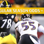 Baltimore Ravens vs Pittsburgh Steelers Predictions, Picks, Odds and Betting Preview - NFL Week 4 - September 30 2018