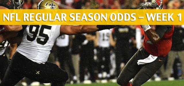 Tampa Bay Buccaneers vs New Orleans Saints Predictions, Picks, Odds and Betting Preview – NFL Season Week 1 – September 9 2018