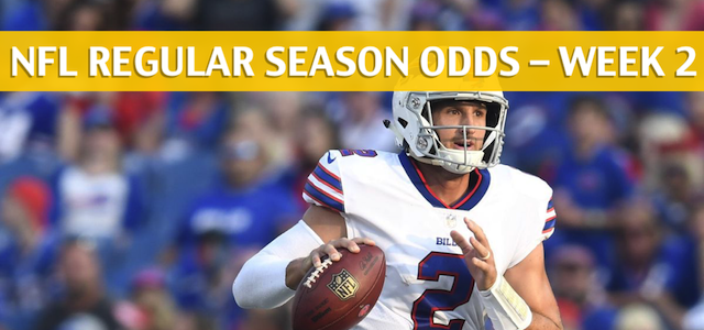 Los Angeles Chargers vs Buffalo Bills Predictions, Picks, Odds and Betting Preview – NFL Week 2 – September 16 2018
