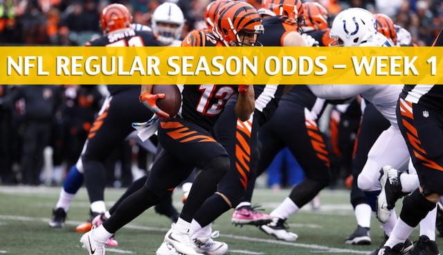 77aa3acdc Bengals vs Colts Predictions   Picks   Odds   Preview - Week 1 2018