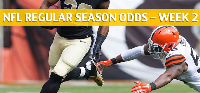 Cleveland Browns vs New Orleans Saints Predictions, Picks, Odds and Betting Preview – NFL Week 2 – September 16 2018