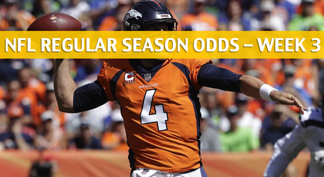 Denver Broncos vs Baltimore Ravens Predictions, Picks, Odds and Betting Preview – NFL Week 3 – September 23 2018