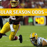 Green Bay Packers vs Washington Redskins Predictions, Picks, Odds and Betting Preview - NFL Week 3 - September 23 2018