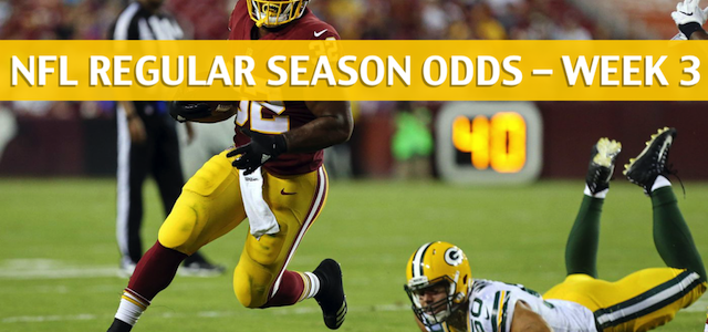 Green Bay Packers vs Washington Redskins Predictions, Picks, Odds and Betting Preview – NFL Week 3 – September 23 2018