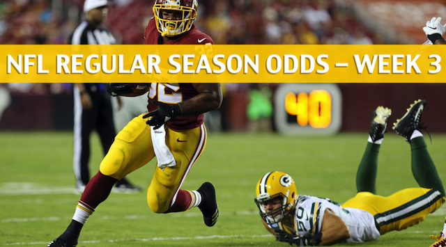 Packers vs Redskins Predictions / Picks / Odds / Preview