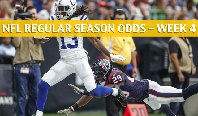 f8b5e8e2 Texans vs Colts Predictions / Picks / Odds / Preview - NFL Week 4 2018