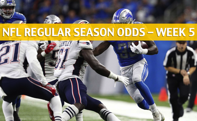 45097cc2 Colts vs Patriots Predictions / Picks / Odds / Preview - Week 5 2018
