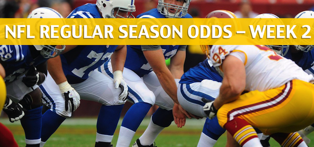 Indianapolis Colts vs Washington Redskins Predictions, Picks, Odds and Betting Preview – NFL Week 2 – September 16 2018