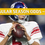 Jacksonville Jaguars vs New York Giants Predictions, Picks, Odds and Betting Preview - NFL Season Week 1 - September 9 2018