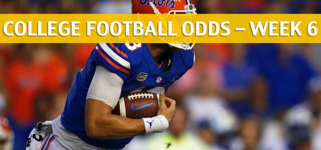 LSU Tigers vs Florida Gators Predictions, Picks, Odds and NCAA Football Betting Preview – October 6 2018