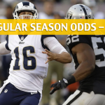 Los Angeles Rams vs Oakland Raiders Predictions, Picks, Odds and Betting Preview - NFL Season Week 1 - September 9 2018