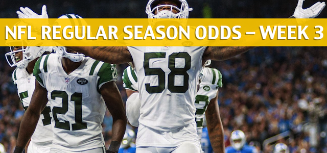 New York Jets vs Cleveland Browns Predictions, Picks, Odds and Betting Preview – NFL Week 3 – September 20 2018