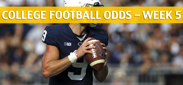 Ohio State Buckeyes vs Penn State Nittany Lions Predictions, Picks, Odds and NCAA Football Betting Preview – September 29 2018