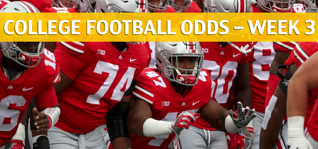 Ohio State Buckeyes vs TCU Horned Frogs Predictions, Picks, Odds and NCAA Football Betting Preview – September 15 2018