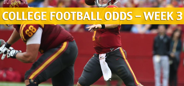 Oklahoma Sooners vs Iowa State Cyclones Predictions, Picks, Odds and NCAA Football Betting Preview – September 15 2018