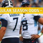 Philadelphia Eagles vs Tennessee Titans Predictions, Picks, Odds and Betting Preview - NFL Week 4 - September 30 2018