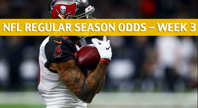 Pittsburgh Steelers vs Tampa Bay Buccaneers Predictions, Picks, Odds and Betting Preview – NFL Week 3 – September 24 2018