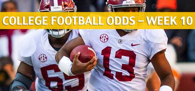 Alabama Crimson Tide vs LSU Tigers Predictions, Picks, Odds and NCAA Football Betting Preview – November 3 2018