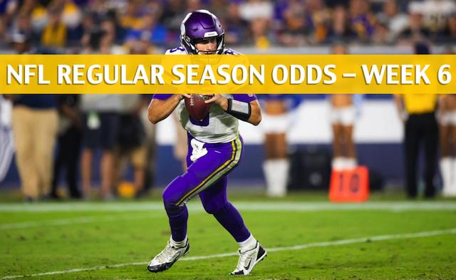 0287ca71 Cardinals vs Vikings Predictions / Picks / Odds / Preview - Week 6 2018