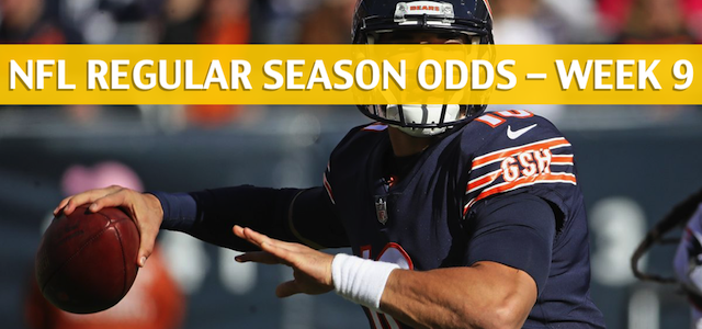 Chicago Bears vs Buffalo Bills Predictions, Picks, Odds, and Betting Preview – NFL Week 9 – November 4 2018