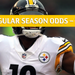 Cleveland Browns vs Pittsburgh Steelers Predictions, Picks, Odds, Preview - NFL Week 8 - October 28 2018
