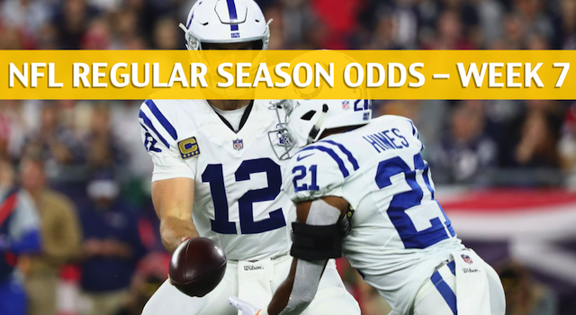 Buffalo Bills vs Indianapolis Colts Predictions, Picks, Odds and Betting Preview – NFL Week 7 – October 21 2018