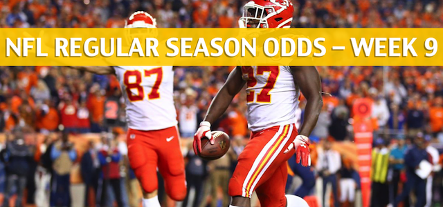 Kansas City Chiefs vs Cleveland Browns Predictions, Picks, Odds, and Betting Preview – NFL Week 9 – November 4 2018