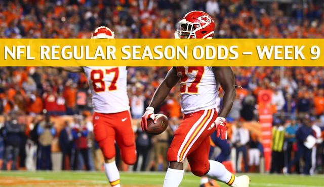 Chiefs Vs Browns Predictions Picks Odds Preview Week 9 2018
