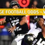 Colorado Buffaloes vs Washington Huskies Predictions, Picks, Odds and NCAA Football Betting Preview – October 20 2018