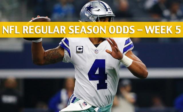 b1d1b59f8 Cowboys vs Texans Predictions   Picks   Odds   Preview - Week 5 2018