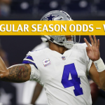 Dallas Cowboys vs Washington Redskins Predictions, Picks, Odds and Betting Preview - NFL Week 7 - October 21 2018