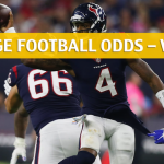 Miami Dolphins vs Houston Texans Predictions, Picks, Odds, Preview - NFL Week 8 - October 25 2018