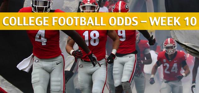 Georgia Bulldogs vs Kentucky Wildcats Predictions, Picks, Odds and NCAA Football Betting Preview – November 3 2018